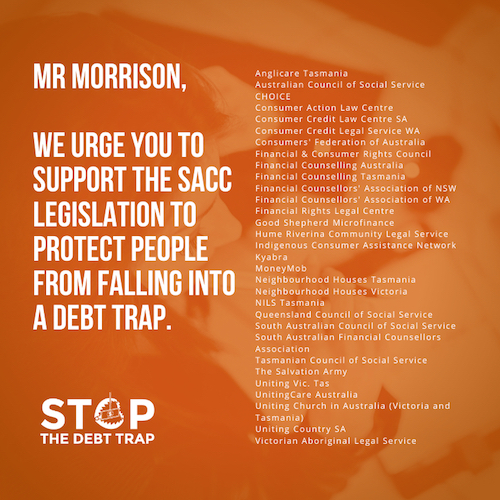 Stop the Debt Trap Campaign
