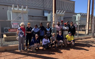 EEW Training: Umuwa CPH and Solar Farm Tour